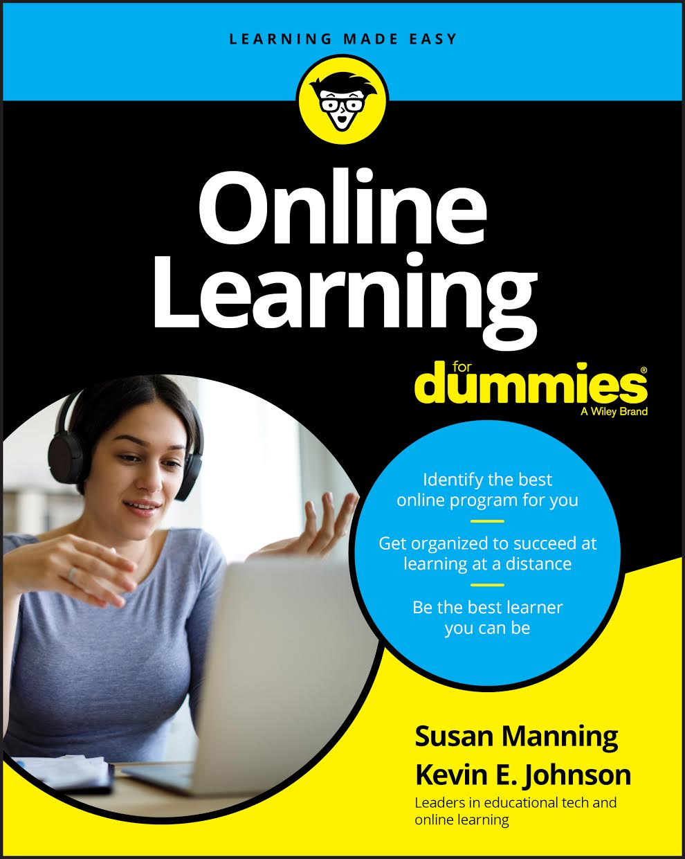 Online Learning for Dummies Book Cover